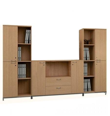 Tủ ghép bộ HR1800-2B + HR950-3B