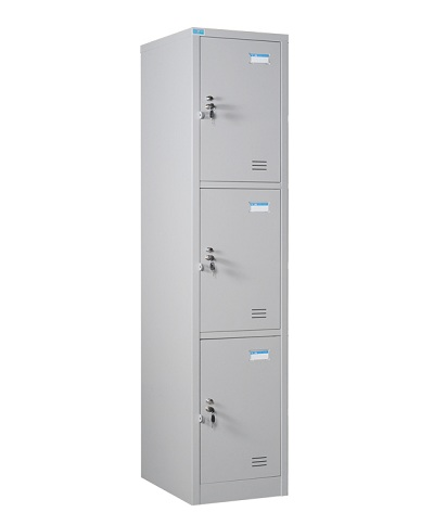 Tủ locker hòa phát 3 ngăn TU983