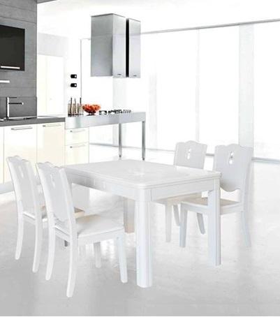 Bộ bàn ghế phòng ăn BA120, GA120