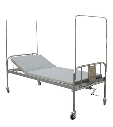 Giường bệnh nhân inox GYT02