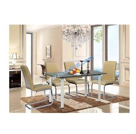 Bộ bàn ghế phòng ăn B57 + G55