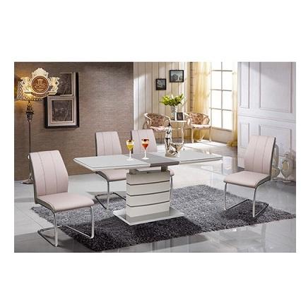 Bộ bàn ghế phòng ăn BA124+GA124
