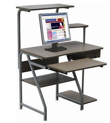 Bàn máy tính khung thép BMT01